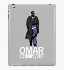 Omar Comin', Yo! iPad Case/Skin