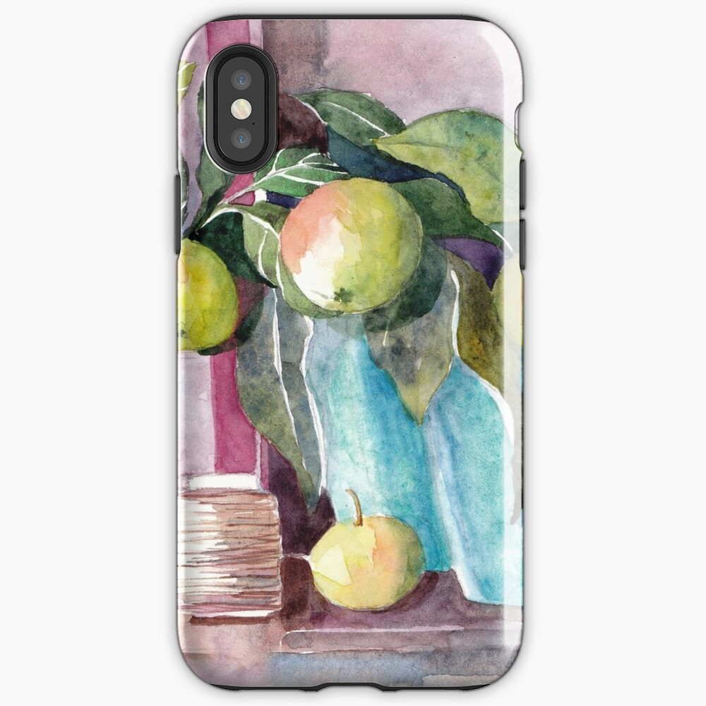 Green Apples iPhone Case & Cover