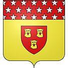 French France Coat of Arms 17799 Blason Nicolas Jean de Dieu Soult by wetdryvac