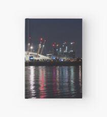 The O2 Arena, London Hardcover Journal