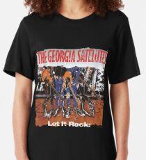 The Special Black Satellites Slim Fit T-Shirt
