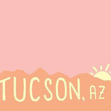 Tucson, AZ montañas de its-anna