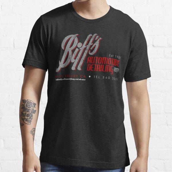 Biff's Auto Detailing T-shirt essentiel