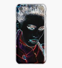 Beauty Fine Art Print iPhone Case/Skin