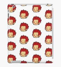 Kirishima's Face~ iPad Case/Skin