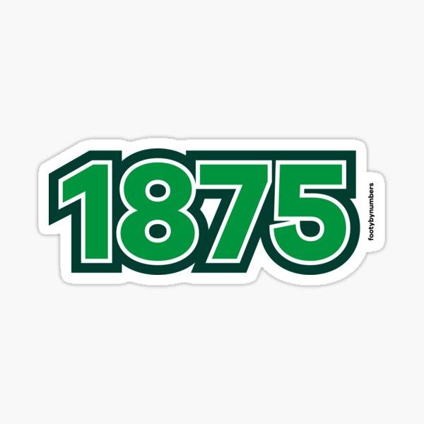 1875 Sticker