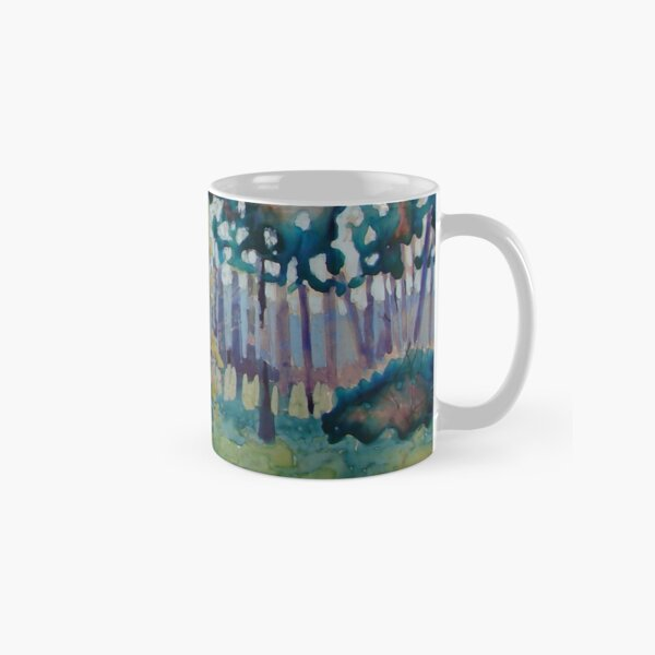 Lexi and the Golden Tree Classic Mug