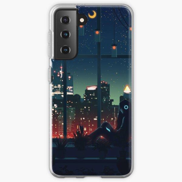 A Quiet Night Samsung Galaxy Soft Case
