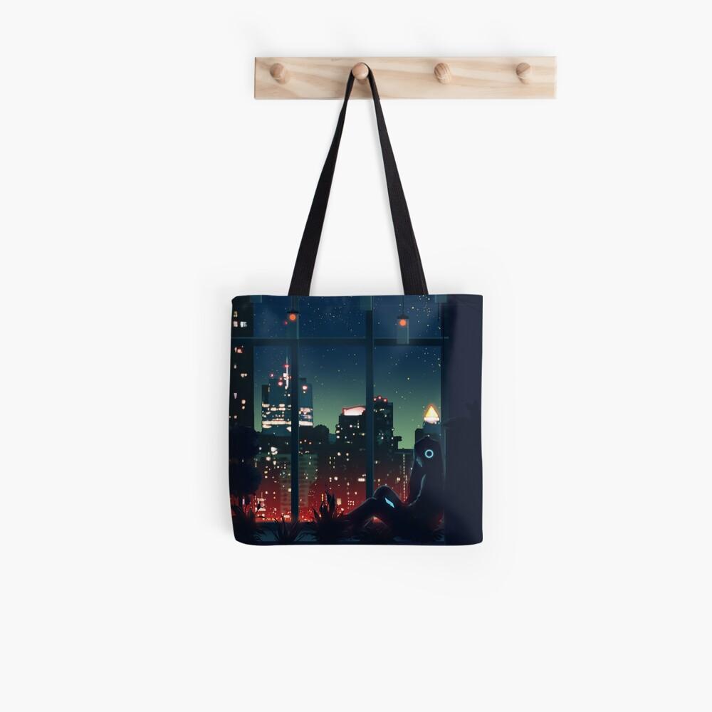 A Quiet Night Tote Bag
