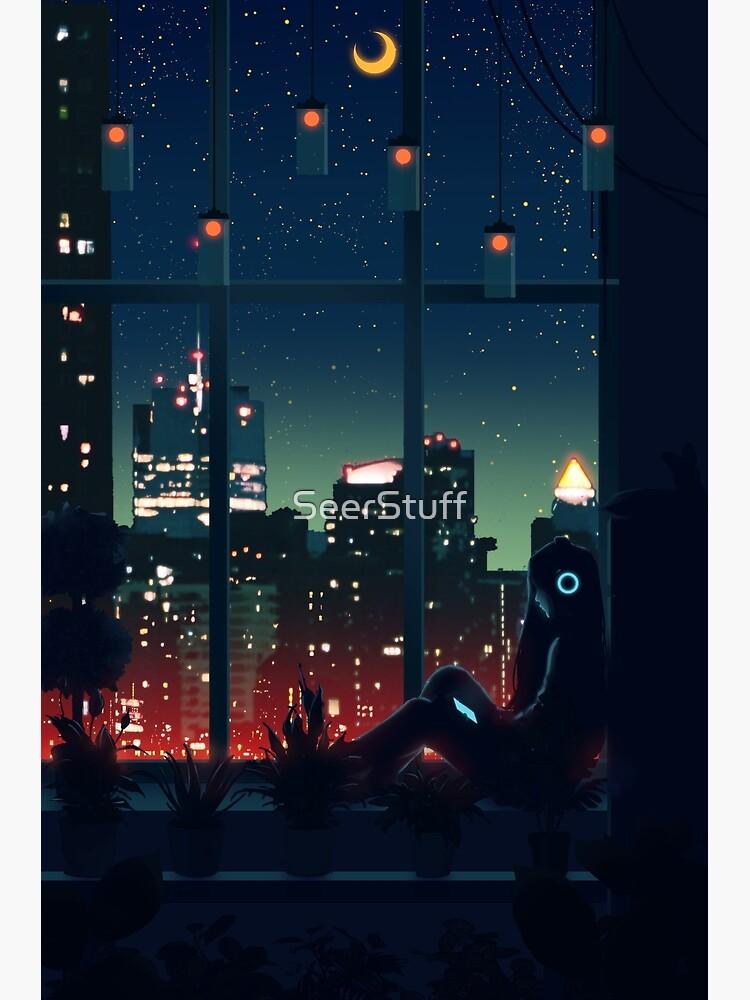 A Quiet Night by SeerStuff