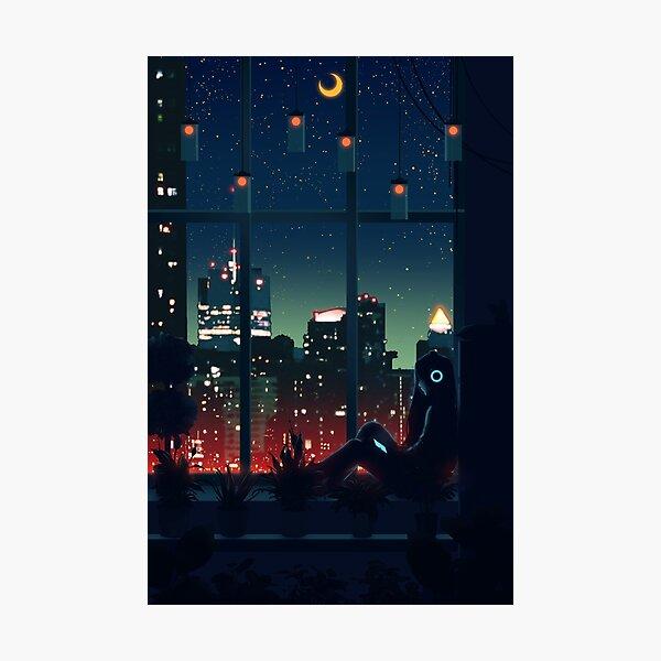 A Quiet Night Photographic Print