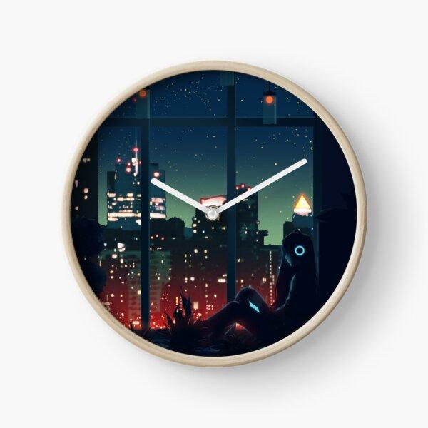 A Quiet Night Clock