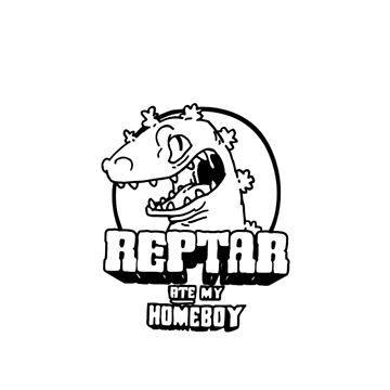 Reptar ate my homeboy by joshuanaaa