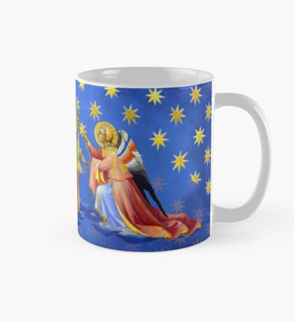 Gothic Angels with Starry Sky Mug