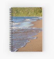 Undreamed Shores Spiral Notebook