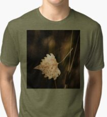 Interrupted On Its Way To The Ground Tri-blend T-Shirt