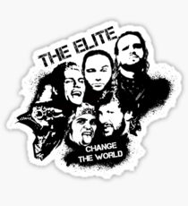 The Elite x Change the World Sticker