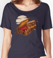Dead Man Walkmann Women's Relaxed Fit T-Shirt