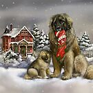 Christmastime Leonburgers by Patricia Reeder Eubank