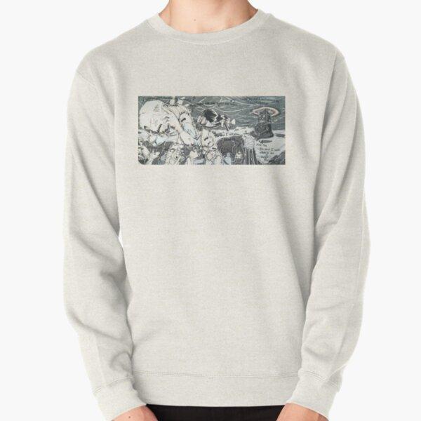 Time Adventure Pullover Sweatshirt