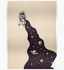 Univers is Knit Poster