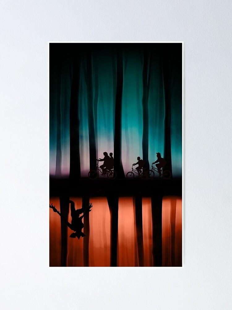 Alternate view of Stranger Things  Poster