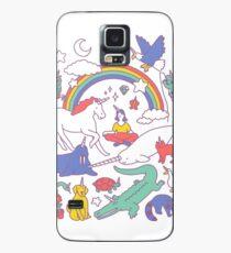 Unicorns! Case/Skin for Samsung Galaxy