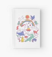Unicorns! Hardcover Journal