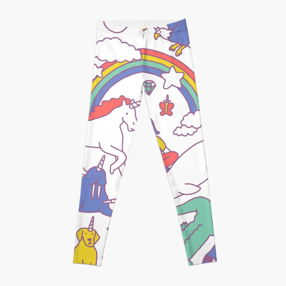 Unicorns! Leggings