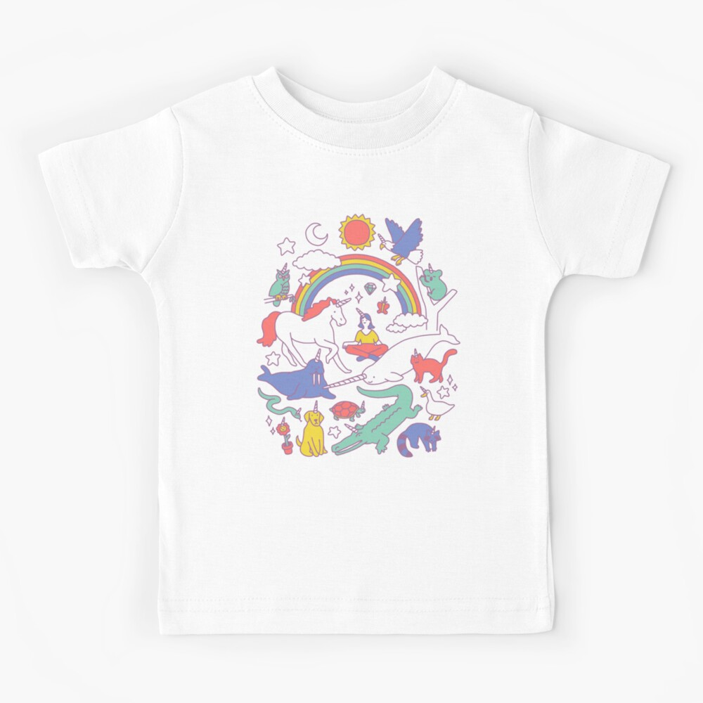 Unicorns! Kids T-Shirt