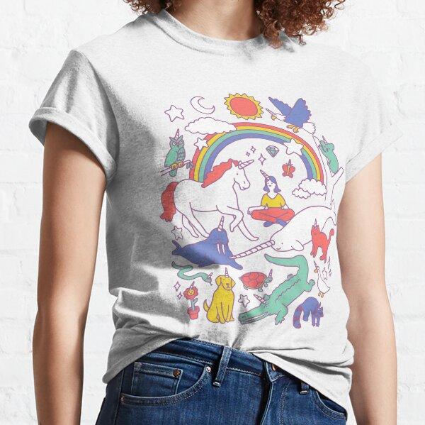 Licornes! T-shirt classique