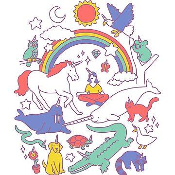 Unicornios de obinsun