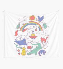 Unicorns! Wall Tapestry