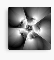 And Let There Be Light Metal Print