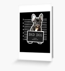 I Love My Boston Terrier Gifts for Dog Lovers Greeting Card