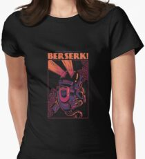 Berserk Android Women's Fitted T-Shirt