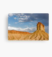 Majestic Mesa Verde Country Canvas Print