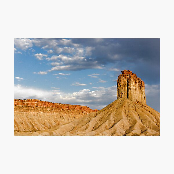 Majestic Mesa Verde Country Photographic Print
