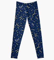 Star Chart Leggings