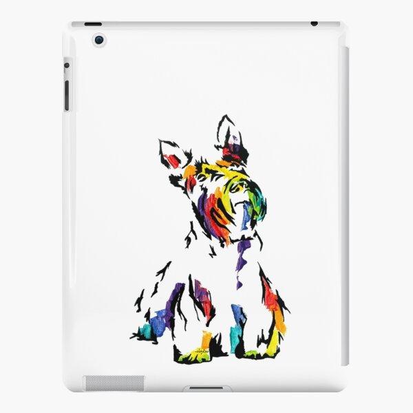 McDuff II the Scottish Terrier aka Scottie *dark iPad Snap Case