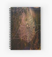Web of Dreams Spiral Notebook