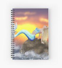 Sunset Bliss Spiral Notebook