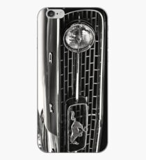 close up of Ford Mustang iPhone Case