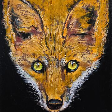 Clever Fox by michaelcreese
