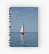 The Mar II Spiral Notebook