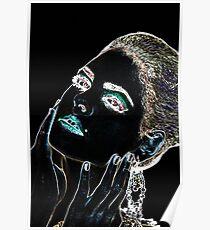 Angel Face Fine Art Print Poster
