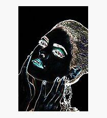 Angel Face Fine Art Print Photographic Print