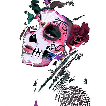 Day of the Dead Sugar Skull Day of the Dead by wicala