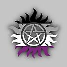 Asexual Anti-Possession Symbol by violue