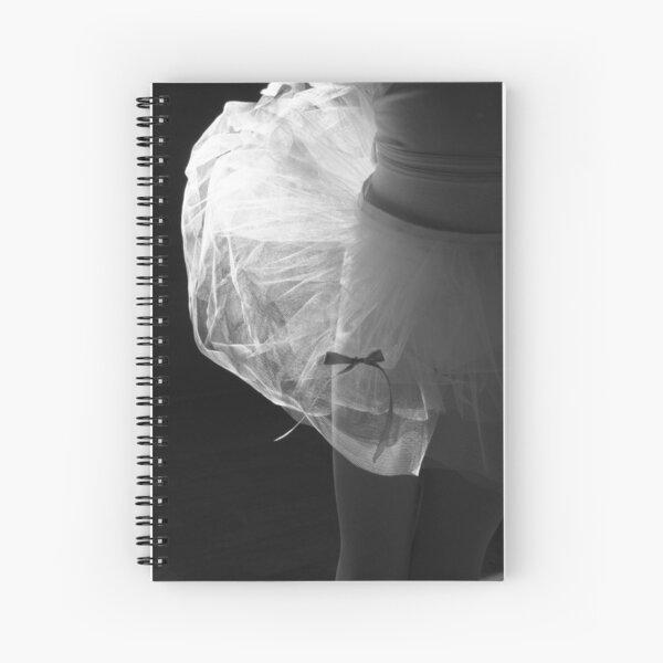 Tutu Spiral Notebook